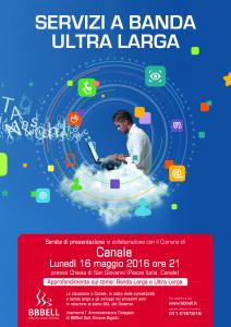 RIUNIONE BANDA LARGA 16.5.16