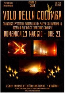 VOLO COLOMBA 2019